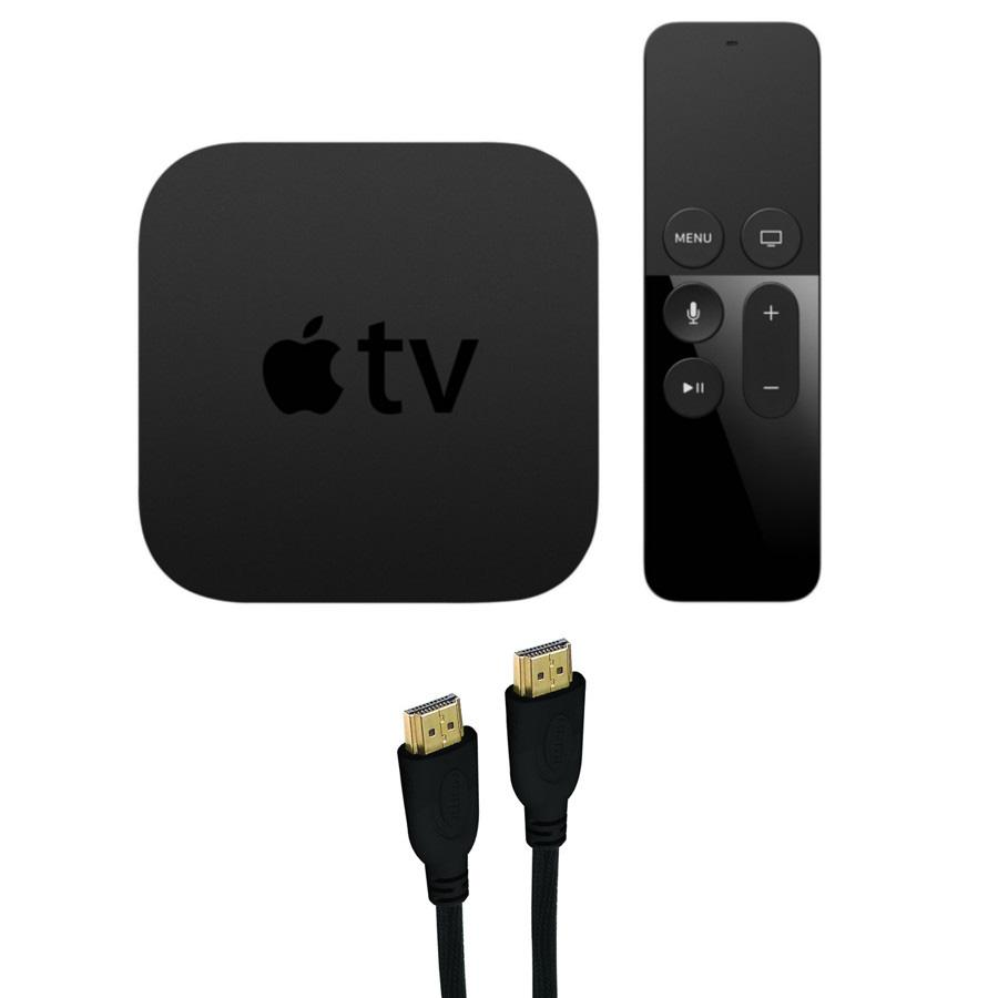 apple tv 4k 64gb with hdmi cables apple loyalty source. Black Bedroom Furniture Sets. Home Design Ideas