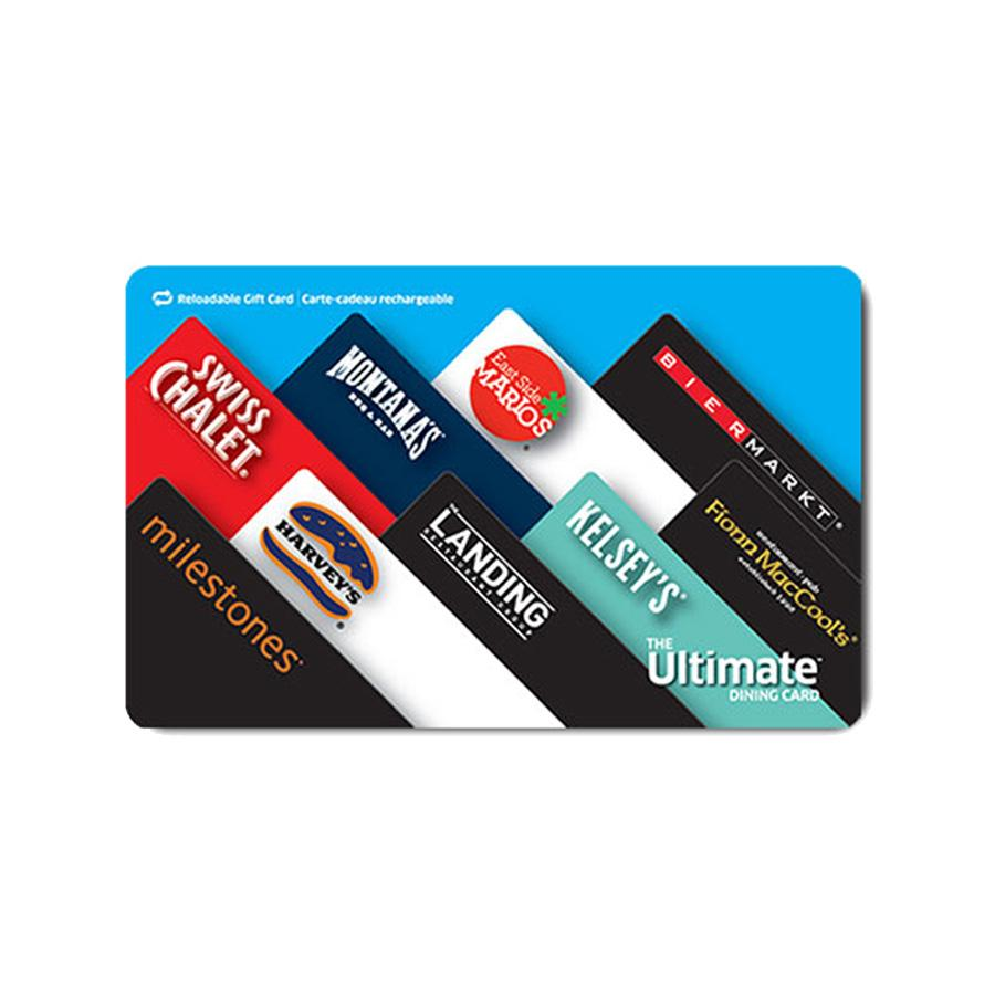 Cara Foods Ultimate Dining 25$ Gift Card