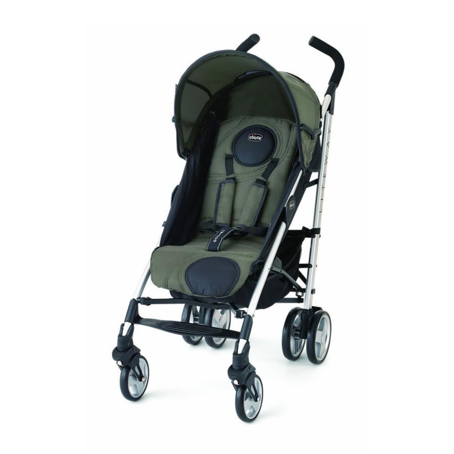 Liteway Stroller Moss Chicco Loyalty Source