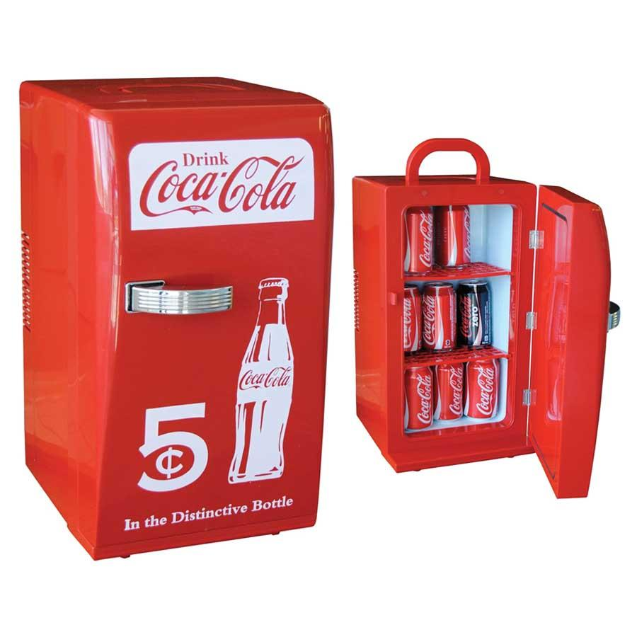 Image result for coca-cola retro fridge