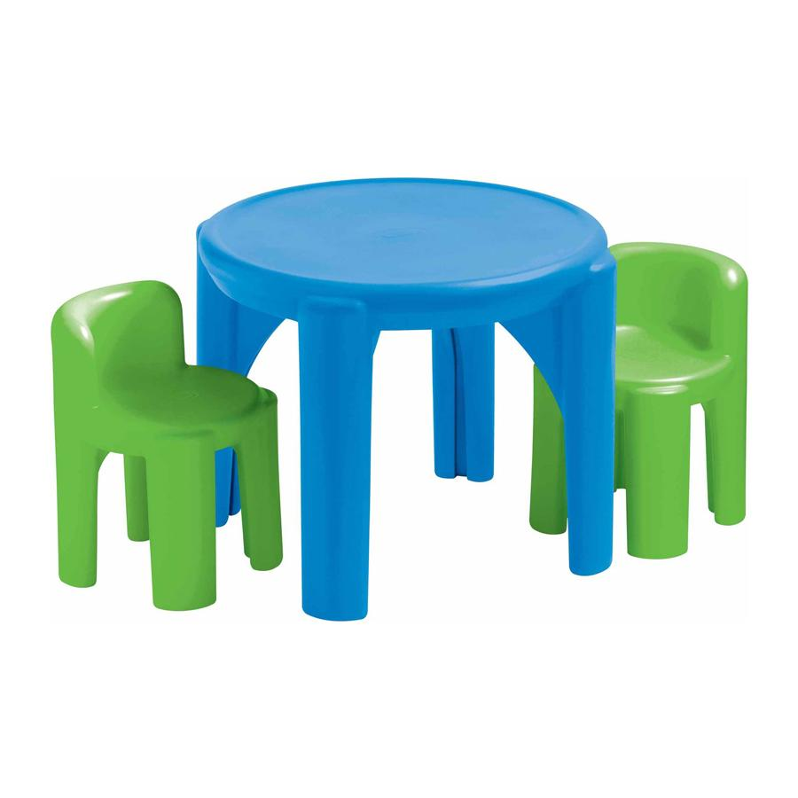 Bold N Bright Table Amp Chairs Little Tikes Loyalty Source