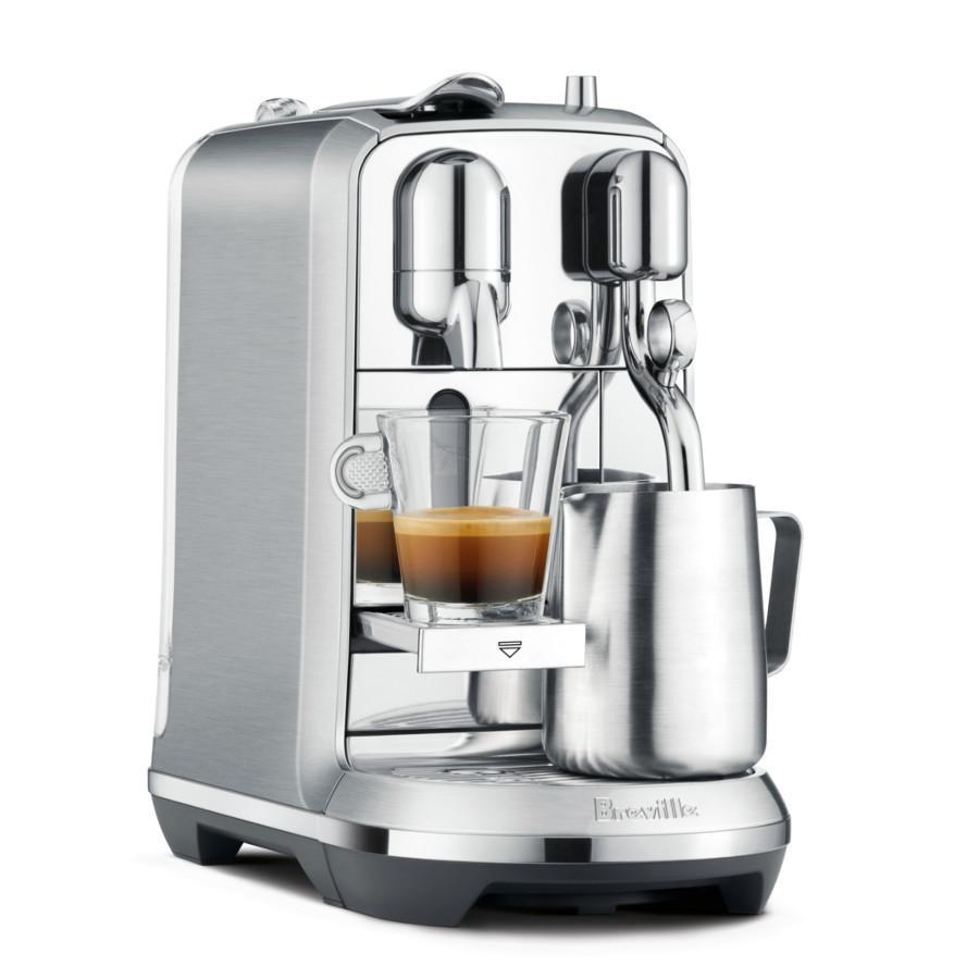 Breville Creatista Plus Espresso Maker Nespresso