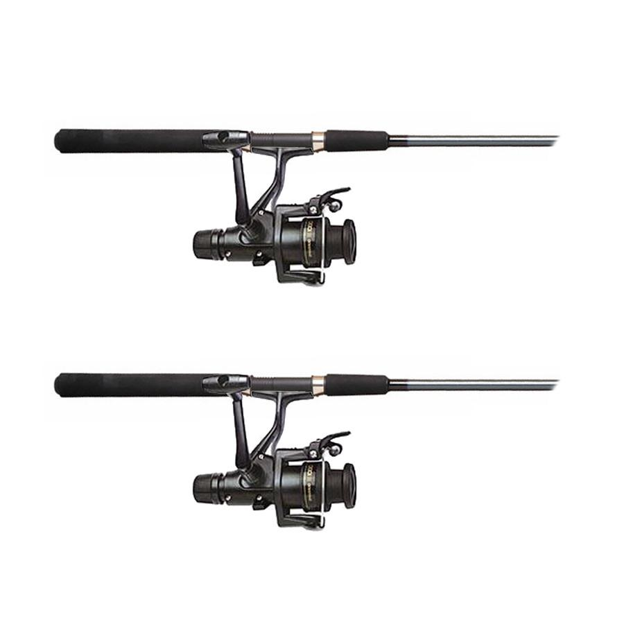 2 Piece Spinning Fishing Rod Bundle Shimano Loyalty Source