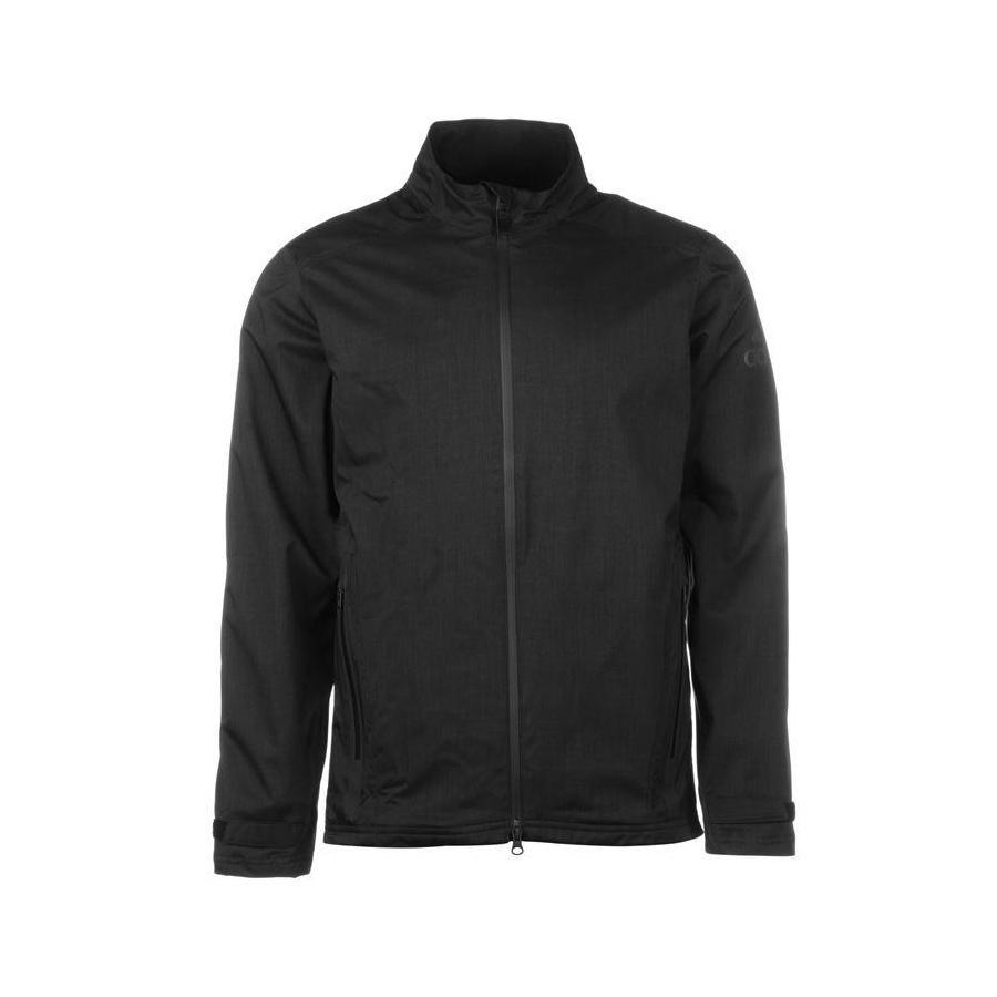 bf3b046c1a4f Climaproof Heathered Rain Jacket Extra-Large - Black.  adiae9265m 1519078491038.jpg. Adidas