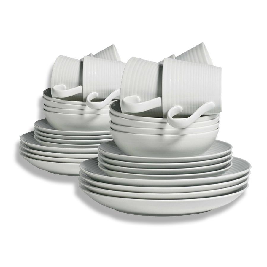 Gordon Ramsay MAZE White 32 Piece Dinner Set - WHITE  sc 1 st  Loyalty Source & Gordon Ramsay MAZE White 32 Piece Dinner Set - WHITE - Royal Doulton ...